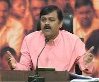 2012 में तख्तापलट की खबरों के पीछे थे कांग्रेस के चार मंत्री :  बीजेपी