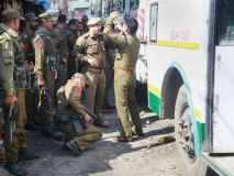 जम्मू : बस अड्डे पर हैंड ग्रेनेड से हमला करने वाला एक संदिग्ध गिरफ्तार