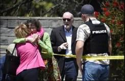 अमेरिका : यहूदी प्रार्थनास्थल पर गोलीबारी, एक की मौत, तीन घायल