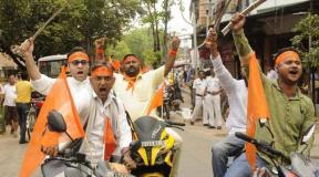 रामनवमी पर पश्चिम बंगाल में VHP को नहीं मिली बाइक रैली की इजाजत