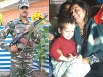 पुलवामा हमले में शहीद के परिजन को दबंगों से मिल रही धमकियां