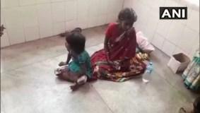 बीमार मां के लिए भीख मांग रही 6 साल की मासूम, सोशल मीडिया पर वायरल हुई तस्वीर