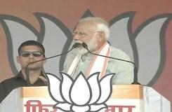 खंडवा : महामिलावटी झूठ, प्रपंच के आधार पर चुनाव लड़ रहे हैं – पीएम मोदी