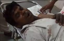 राजस्थान : दलित युवक को बेरहमी से पीटा, खींच ली जुबान