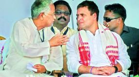 कांग्रेस नेता ने कहा-राहुल गांधी का विकल्प जल्द तलाशा जाए