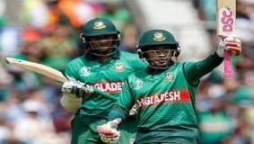 विश्व कप में बांग्लादेश ने रचा इतिहास, तोड़े कई बड़े रिकॉर्ड्स