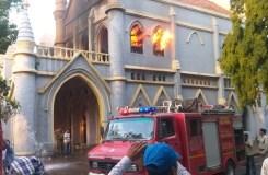 मध्य प्रदेश : जबलपुर हाईकोर्ट भवन में आग, इलाके में अफरा तफरी