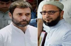 राहुल गाँधी की वायनाड से जीत पर ओवैसी ने उठाए सवाल