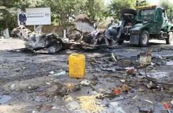 काबुल मे आत्मघाती बम धमाके मे 9 लोगों की मौत, 33 घायल