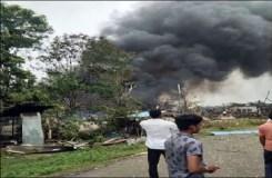 महाराष्ट्र : केमिकल फैक्ट्री में विस्फोट,आठ की मौत, 28 घायल
