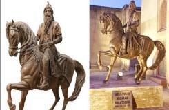 धारा 370 हटाने पर पाकिस्तान की बौखलाहट जारी, लाहौर में महाराजा रणजीत सिंह की प्रतिमा तोड़ी