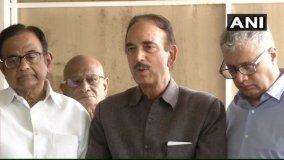 सत्ता के नशे में चूर भाजपा ने देश का सिर काट दिया -विपक्ष