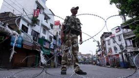 जम्मू कश्मीर: किश्तवाड़ में PDP नेता के सुरक्षाकर्मी से राइफल छीनकर भागे आतंकी