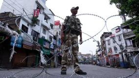 भारत ने लगाई चीन-पाकिस्तान को फटकार, कहा यह हमारा आंतरिक मामला