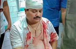 भाजपा सांसद पुलिस लाठीचार्ज में घायल, भाजपा ने की बंद की घोषणा