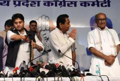 कमलनाथ और सोनिया गांधी तय करें मेरा भविष्य : दिग्विजय सिंह