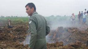 मध्य प्रदेश: ग्वालियर में क्रैश हुआ इंडियन एयरफोर्स का मिग-21, दोनों पायलट सुरक्षित