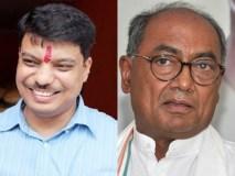 कमलनाथ के मंत्री ने सोनिया गांधी को लिखा पत्र, दिग्विजय सिंह पर लगाया आरोप