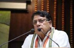 MP की सड़कें 15 दिन में हेमा मालिनी के गाल जैसी बना देंगे – मंत्री शर्मा