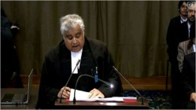 Article 370 एक गलती थी, कश्मीर भारत का अभिन्न अंग : हरीश साल्वे