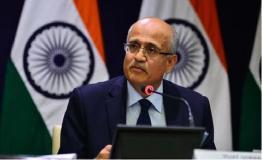मोदी-जिनपिंग मुलाकात : विदेश सचिव बोले- कश्मीर को लेकर नहीं हुई बातचीत