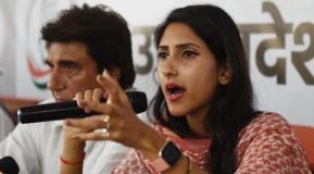 UP: कांग्रेस विधायक अदिति सिंह को पार्टी ने दिया नोटिस