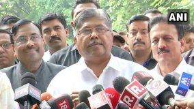 महाराष्ट्र: चंद्रकांत पाटिल बोले-शिवसेना के लिए खुले हैं दरवाजे, जनता ने गठबंधन को जनादेश दिया