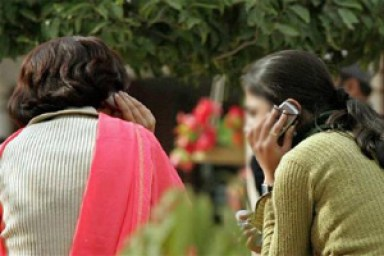 Ban on Use of phone girls