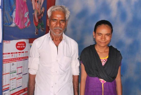 Blind girl's dream to become a teacher