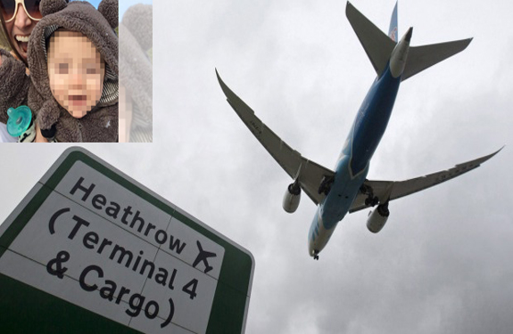 Mother 'forced to dump 14 litres of breast milk' at London Heathrow AirPort