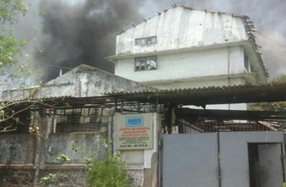 factory mumbai blast