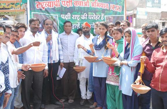 khandwa water news sunil jain photo