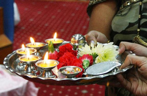 Aarti-Thali