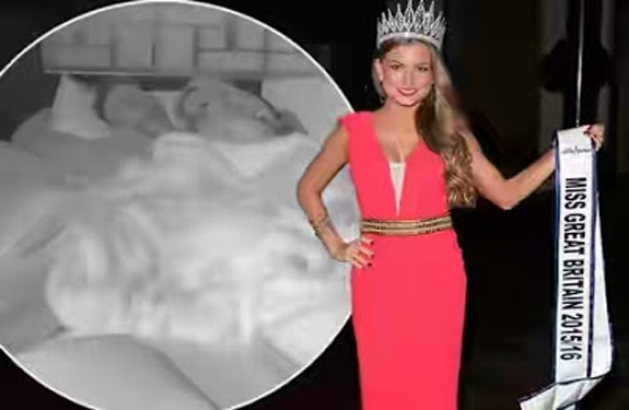 miss great britain zara holland