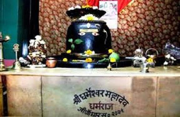 Dharmaj Chaurasi Mandir Himachal Pradesh