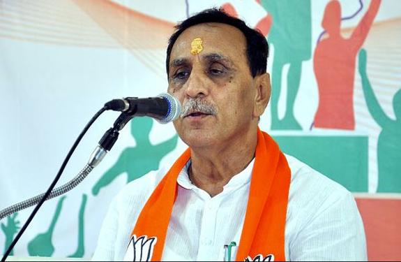vijay rupani new Chief Minister of Gujarat