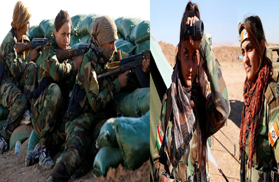 female-kurd-soldiers-fighting-isis