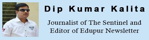 Dip Kumar Kalita, Journalist