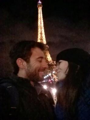 Amour Torre Eiffel