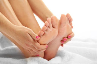 4 things to do with the right to know the irritation of the feet