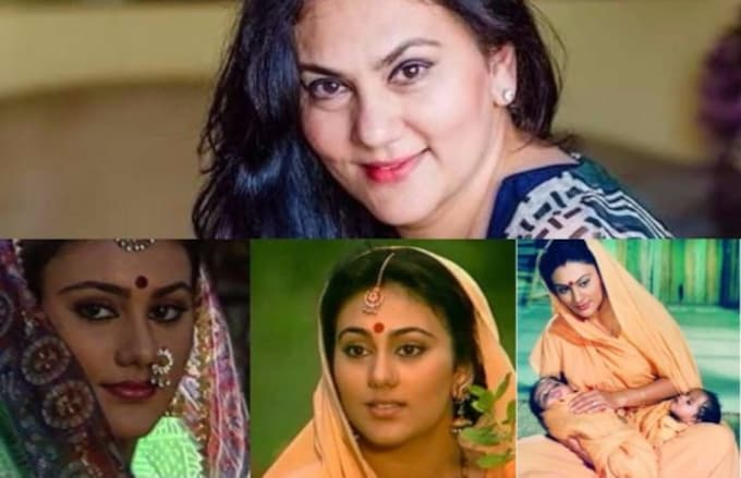 a 18See what happened to the actress who played Sita's mother photos
