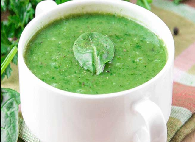 How can you avoid the disease like cancer by simply consuming spinach