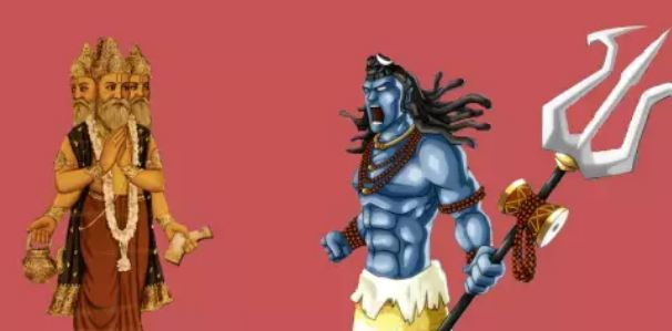 Bramha-ji-is-not-worshiped-due-to-this-curse-of-Lord-Bholenath