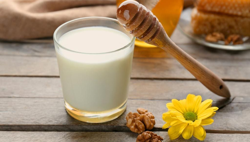 honey-milk