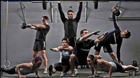 circuit training crossfit cross training