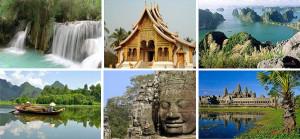 Путешествие в Вьетнам-Лаос-Камбоджа