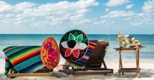 Пляжный отдых в мексике