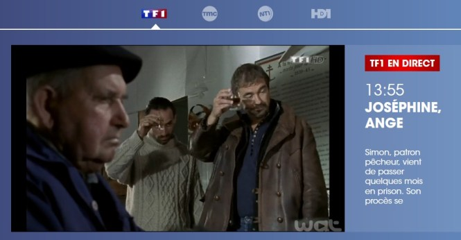 TF1 online from abroad