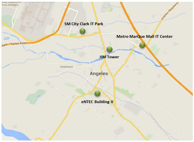 PEZA Sites in Angeles City