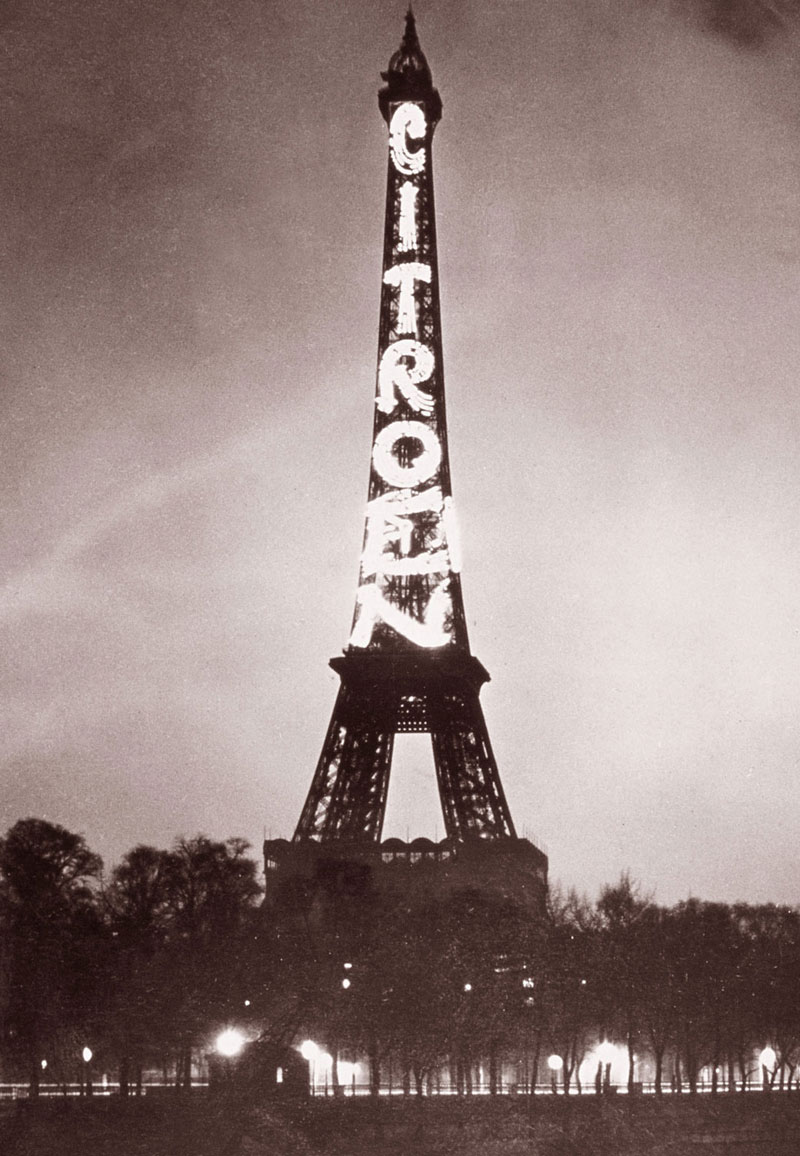 citroen-eiffel-tower